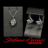 Stefano Ferrari Sterling Silver Jewelry Collection